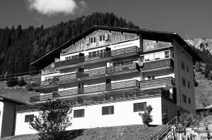 Panoramawohnung in Sedrun